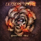 Cover von LETTERS FROM THE FIRE - worth the pain